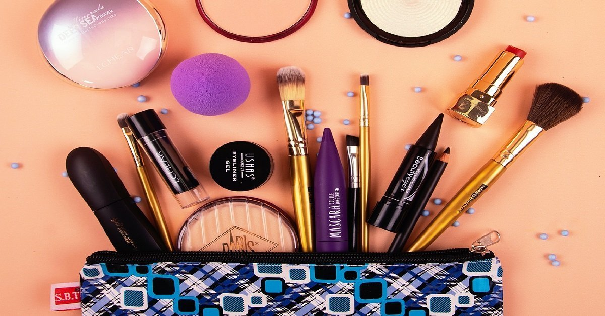 essential make-up products